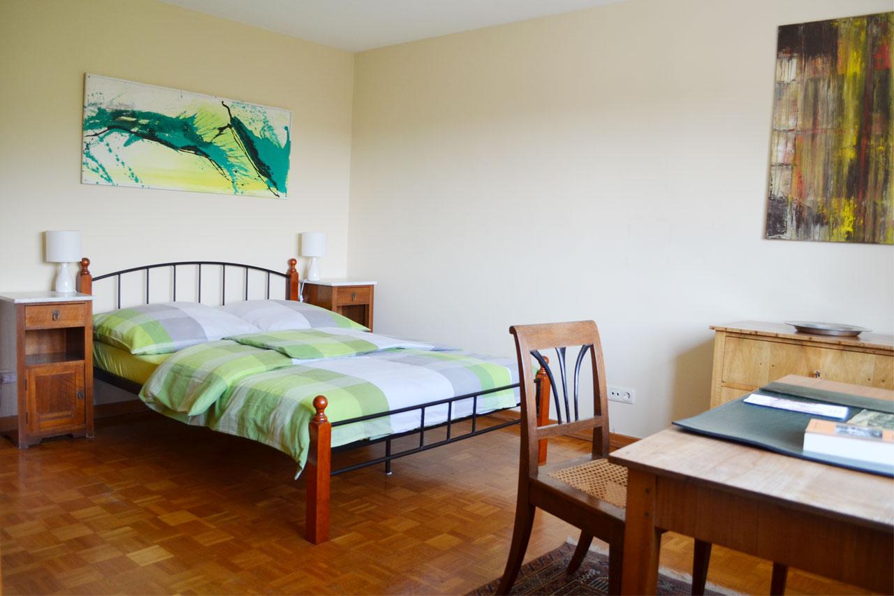 Schlafzimmer | Ferienwohnung